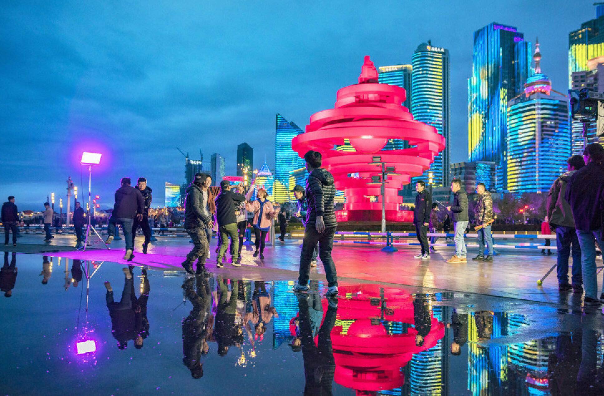 2018世界旅游城市联合会青岛香山旅游峰会9月7日(2)