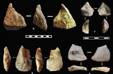 蓝田发现迄今为止中国最早的人类活动痕迹