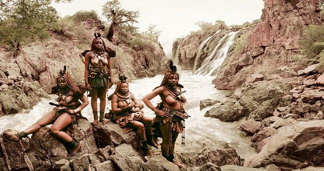 女性终身都不洗澡的部落,兄长去世,财产和老婆由弟弟接管
