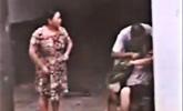 婆媳争吵男子为替老婆出气 竟逼八旬老母亲吃草