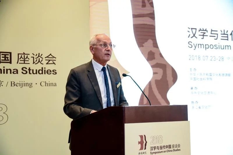 """白俄汉学家:中国文化是一条独特的""""丝绸之路""""_中国-汉学-中国社会科学院-改革开放-文化"""