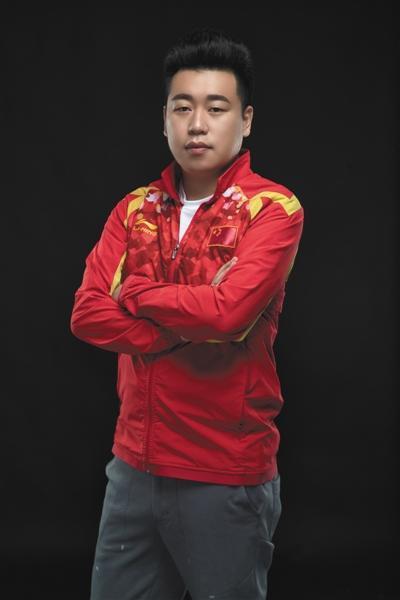 庞伟:奥运想和儿子同场竞技 东京还想拿块金牌