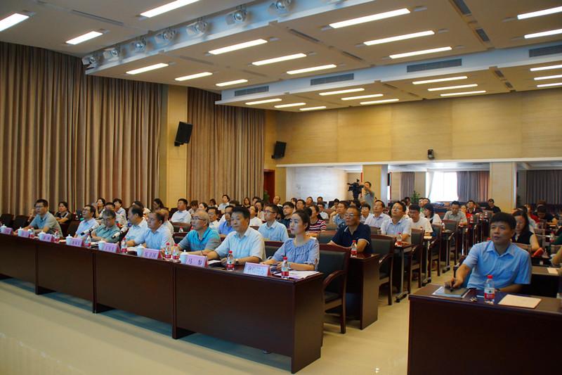 省信办举办首批信用信息共享平台和信用门户网站建设观摩评估活动