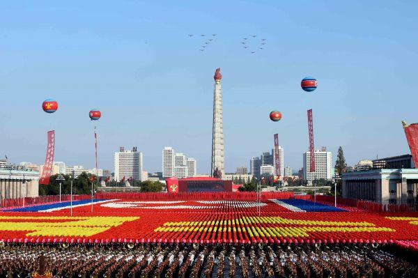 韩媒称朝鲜筹备国庆阅兵:无洲际导弹 避免刺激美国
