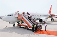 陕西国际(地区)航空运输指标大幅攀升