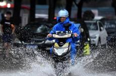 陕西省多地将有暴雨和局地强对流天气
