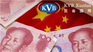 KVB昆仑国际|人民币大幅拉回6.9