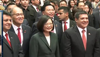 台立法委员:蔡当局认同他的祖国是日本!