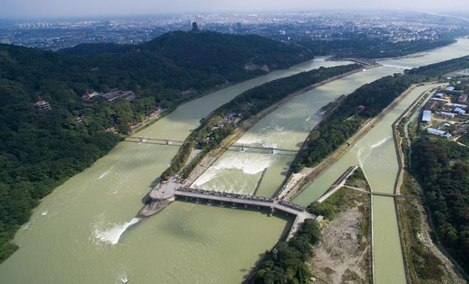 都江堰等4工程入选世界灌溉工程遗产