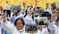 台湾竖起第一座慰安妇铜像,全球有40多座,让日本政府胆寒!