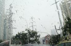 西安周三周四有望迎来阴雨天 市民可享短暂清凉