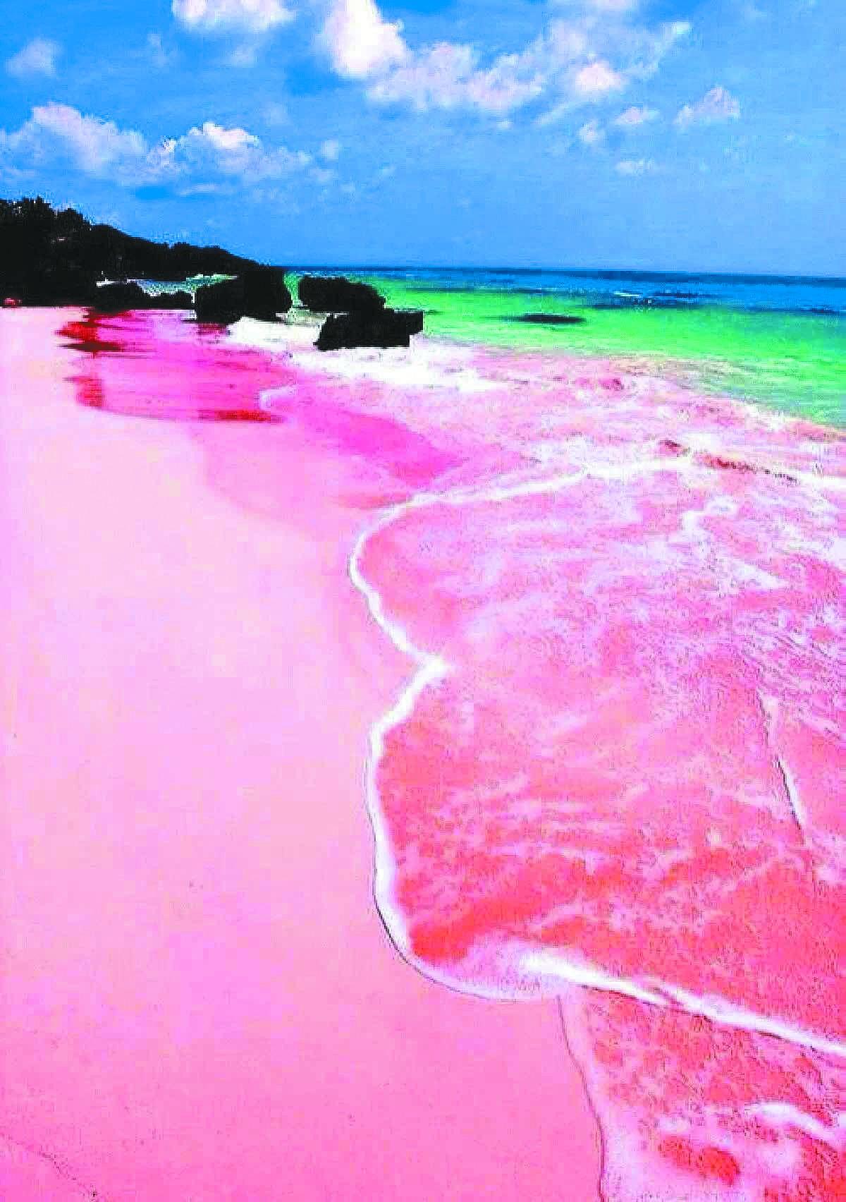 """世界上最""""性感""""的沙滩"""