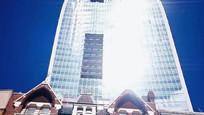 伦敦最丑建筑——对讲机大厦,凹面镜外墙能烤熟鸡蛋,烤化车辆