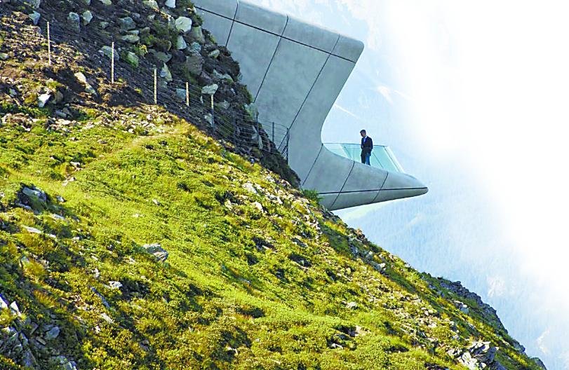 """世界""""高危""""建筑带来旅行激情"""