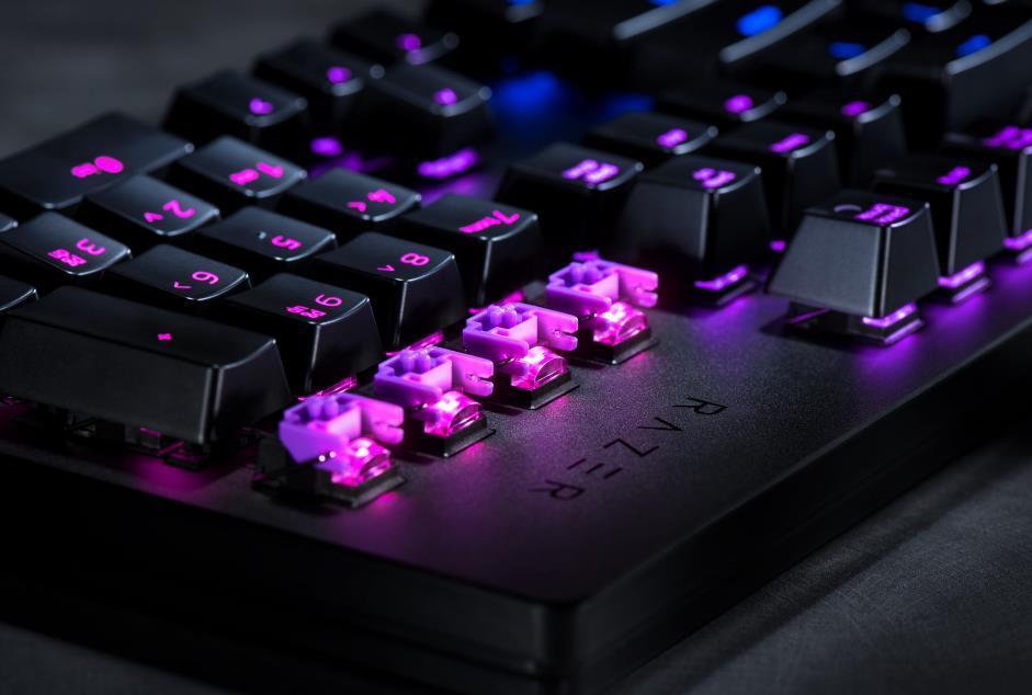 机械键盘的未来