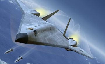 """美国空军制定全新作战目标 核心装备剑指中国?"""" width="""