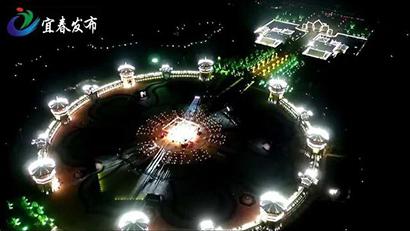 史上最大规模禅意雅集《禅月印心》音乐会在宜春举办_宜春-禅意-会在-史上-园内