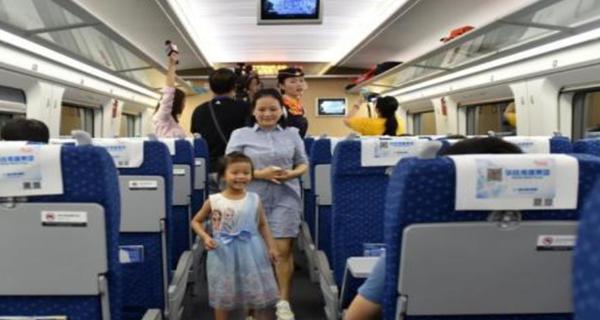 高铁香港段已售出30万张车票 整体运作畅顺