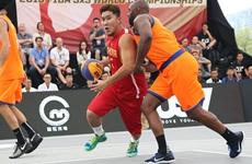 2018国际篮联三人篮球(U23)世界杯国庆战古城