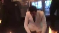 """可怕!土耳其网红""""撒盐哥""""所在餐厅火焰表演失误 4人重伤"""