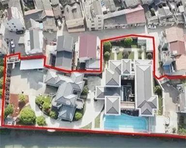 占地3000多平米的违规别墅 是怎么建起来的?