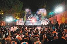 第五届丝绸之路国际电影节开幕式盛大举行