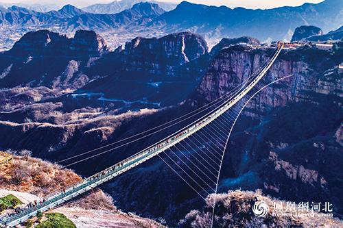 第三届石家庄市旅发大会观摩路线:体验平山旅游新业态(图)