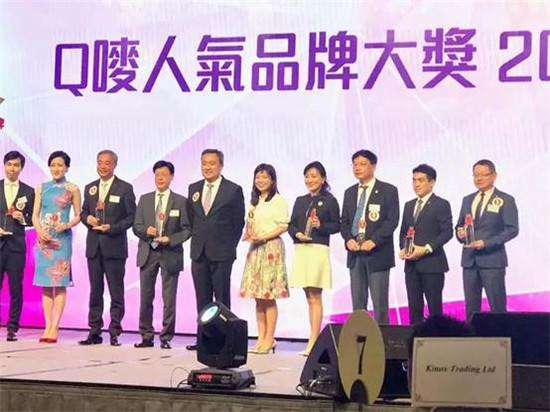 雙榮譽!慕思榮獲香港Q嘜優質產品認證及人氣品牌大獎