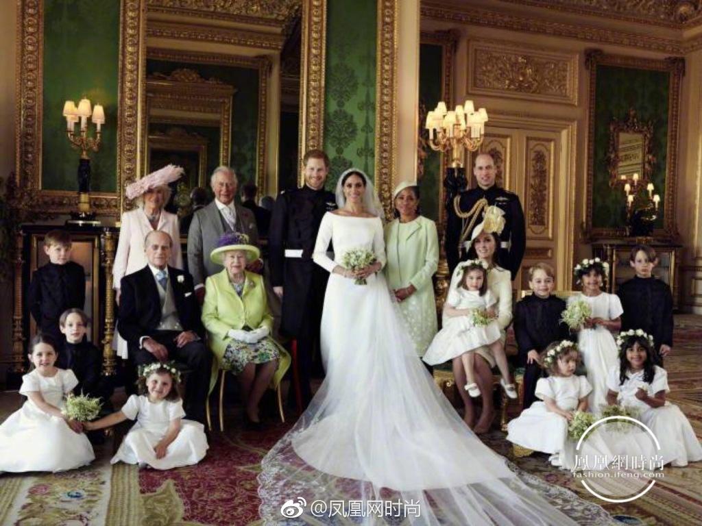 """恭喜梅根王妃怀孕啦! 英国""""脱欧宝贝""""明年即将诞生"""