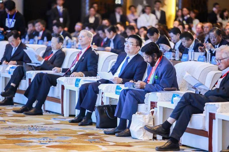咸新区管委会主任康军等逾500名国内外专家学者,政府官员莅临论坛活动
