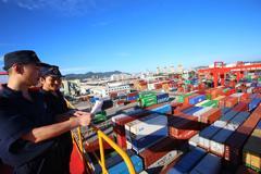 前三季度江西进出口增长4.1%