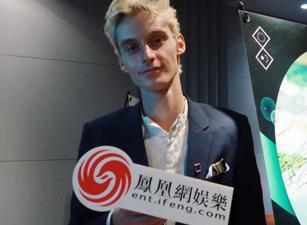 """[独家]《拉扎罗》卢卡向往中国文化的""""尊重"""""""