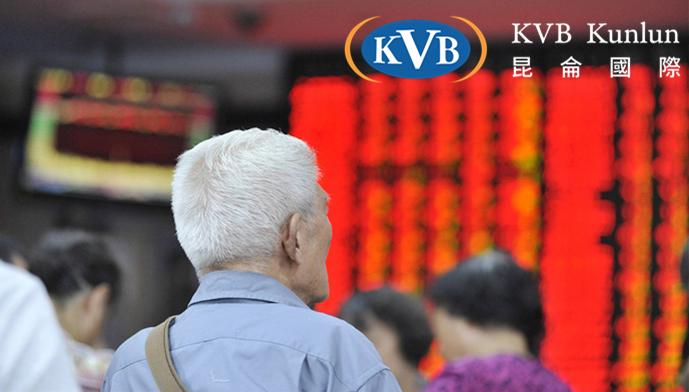 KVB昆仑国际|A股井喷 沪指飙升带动港股