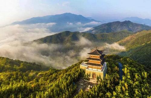 下月起 西九華山景區對全國公安民警免費開放