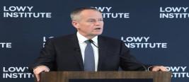 澳大利亚工党:不跟随美国将中国视作战略威胁