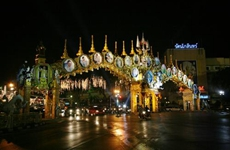 赴泰游受欢迎 西安入列上半年赴泰主要客源地城市