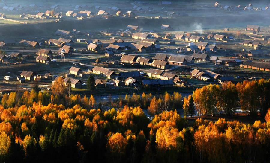不是遥远的地方 而是璀璨的新疆