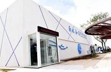 陕西省首家村级科技体验馆在渭南市白水县开馆运营