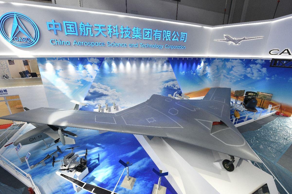 军机处第185期 无人版中国B-2亮相珠海 距离上航母还有几步