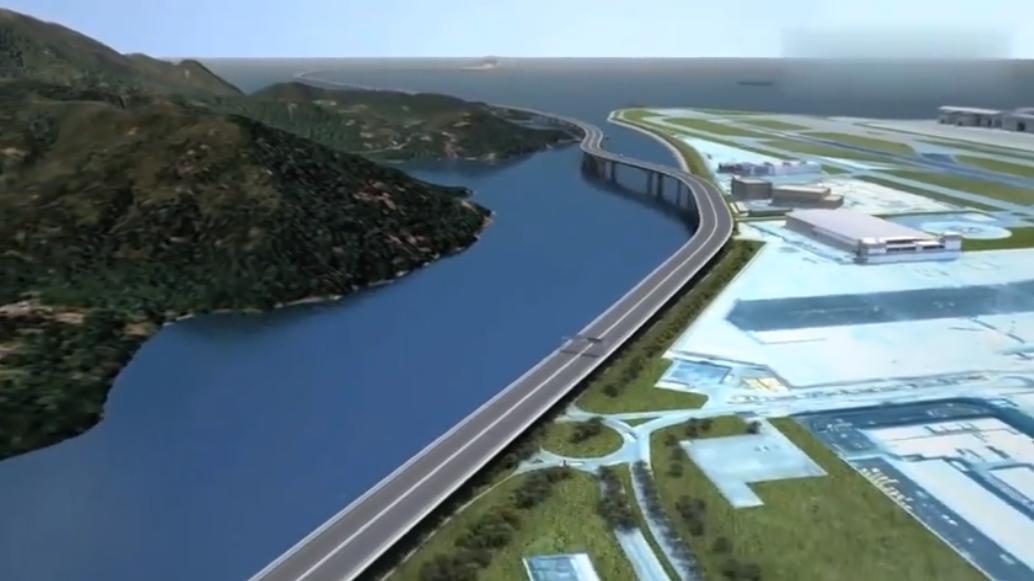 港珠澳大桥是怎么造的?三维动画帮你解读 探秘中国黑科技
