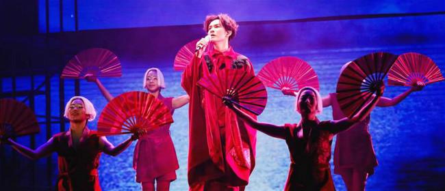 钟汉良演唱会大秀舞技 盼用音乐重塑自己