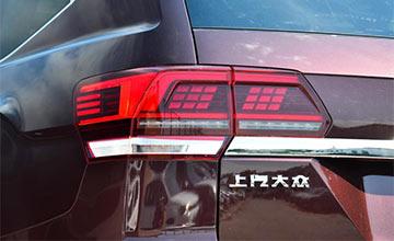 30万价格买到百万级外观新车 大众最大SUV如路上巨无霸