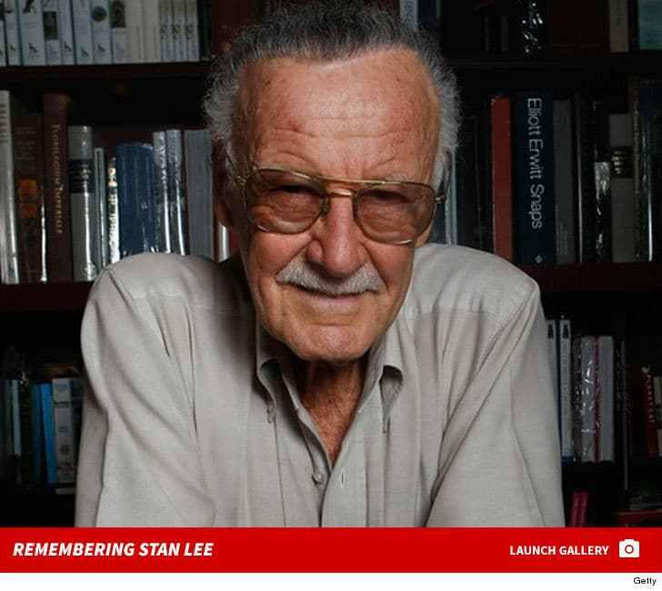 """""""漫威之父""""斯坦·李去世代表作有蜘蛛侠、复联等"""