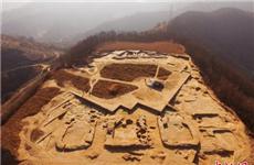 陕西延安芦山峁遗址发现疑似中国最早宫城雏形