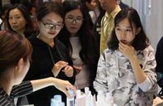 """从进博会上看中国""""美丽消费""""转变千亿市场"""