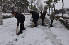 西安市政部门发布今冬除雪预案 保证冬季道路畅通