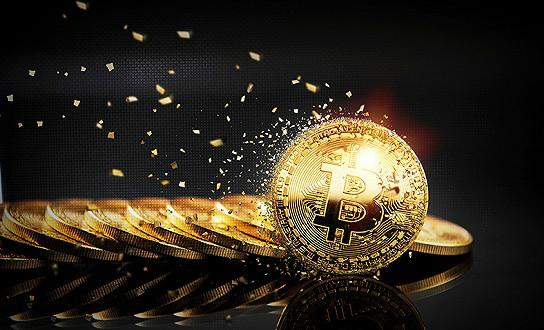 数字货币开启暴跌模式 比特币跌破4500美元