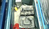 男子偷电瓶把自己的车落在现场 然后他报了警...