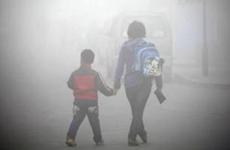 重污染天气将至 中小学、幼儿园等要停止户外课