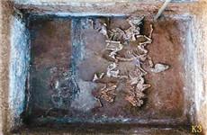 宝鸡发现战国时期大型祭祀遗址 或与炎帝有关